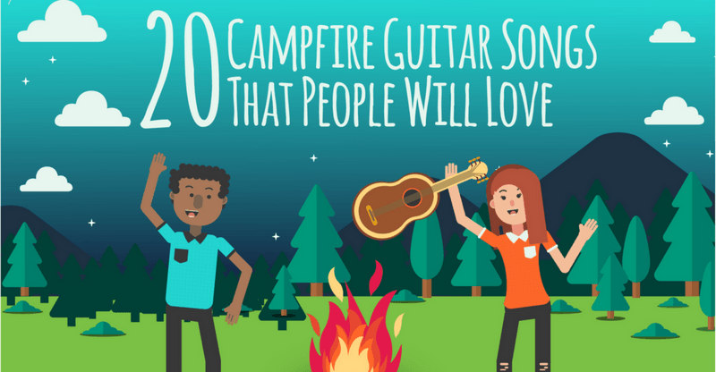 20 Timeless Campfire Guitar Songs To Sing Around The Burning Embers