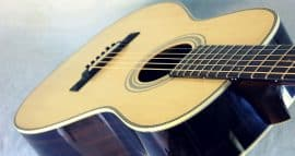 Eastman E20 Parlor Guitar