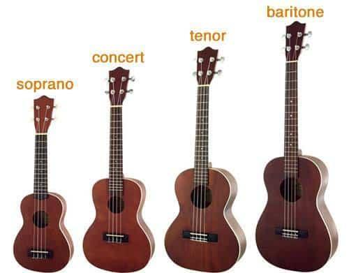 ukulele-sizes