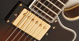 jazz guitar pick ups