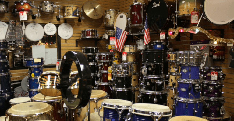5 Best Drum Set Brands In 2018 Buyers Guide And Reviews