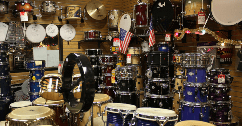 best drum set brands