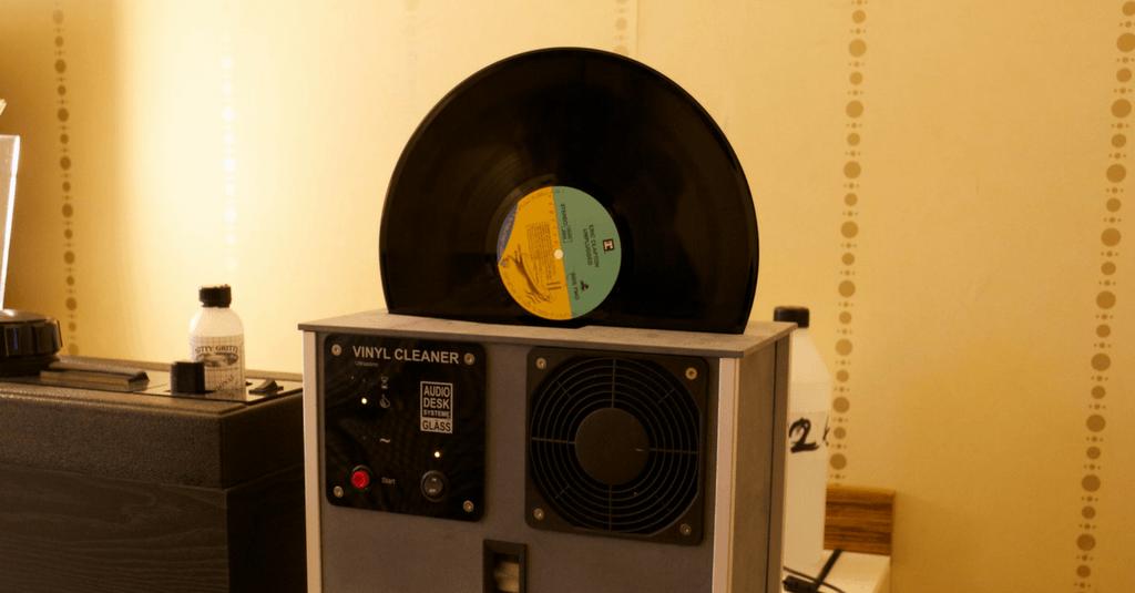 best vinyl album cleaner