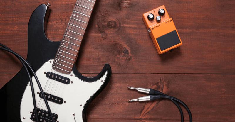 Guitar Pedals Expert Guide