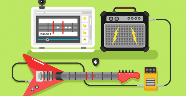 Online Guitar Lessons That Work - Our Guitar Tricks Review | Zing