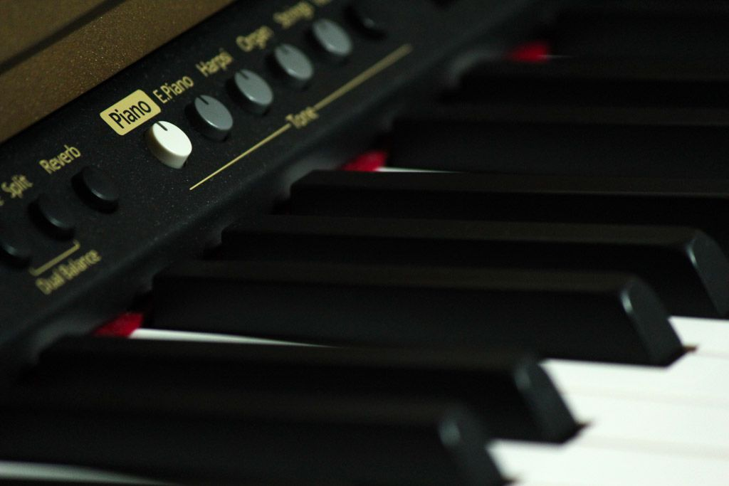 How To Play Digital Piano For Beginner