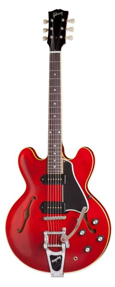 Gibson ES-330 Red