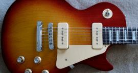 Soap bar P90 guitar pickups