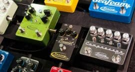 Best Compressor Pedals Of 2018 – Buyer's Guide And Reviews