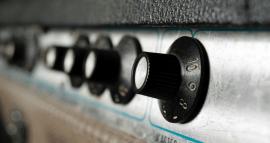 cranked amp