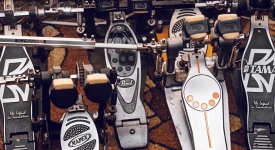 drum pedals