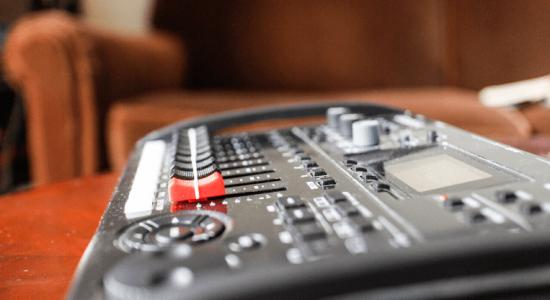multi-track recorder