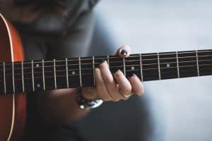 guitar calluses