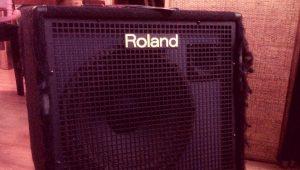 roland keyboard amp