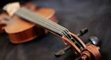 picture of a violin