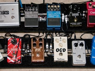 Boost Pedal
