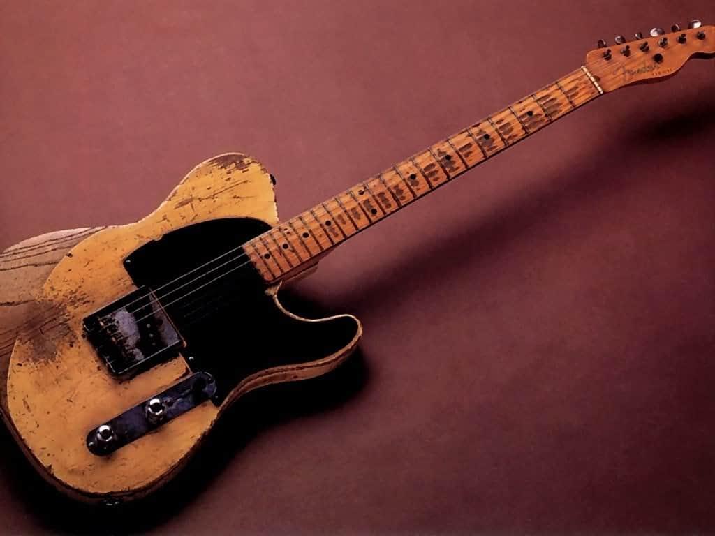 Jeff Beck Fender Esquire