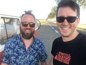 Campervan Adventures: Our Trip to Festival Django Reinhardt (aka Samois Sur Seine)