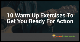 guitar warm up exercises