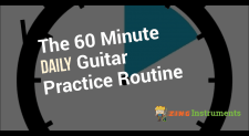 guitar practice routine