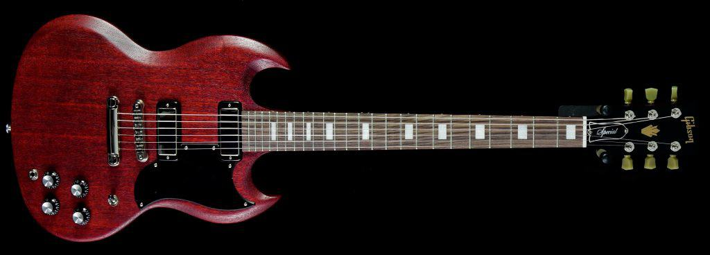 picture of gibson SG special