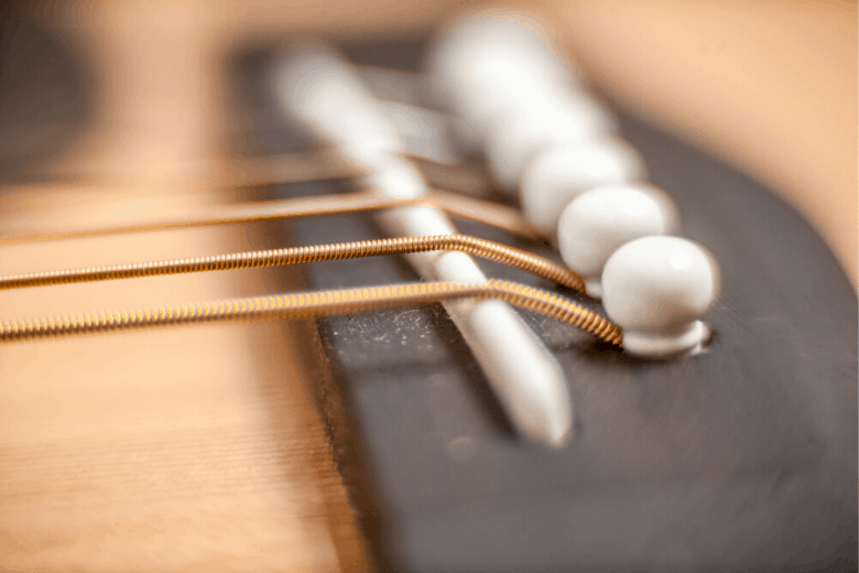 guitar bridge pins