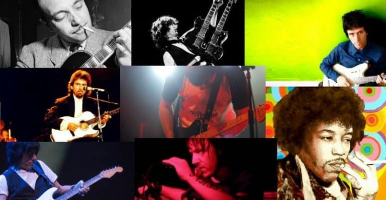 Best Guitarist of All Time? Here's Our Top Contenders