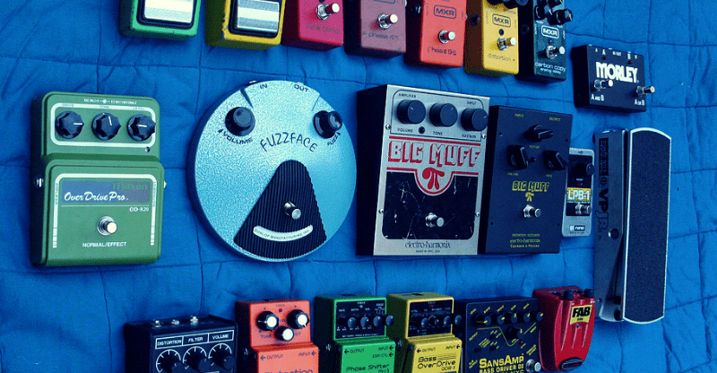 essential guide to guitar pedals what they do and how to hook them up