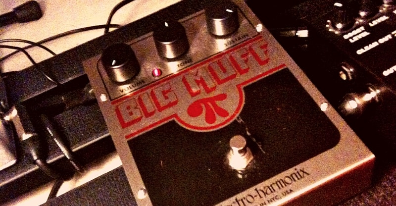 Big Muff Fuzz Pedal : best fuzz pedal in 2019 for dirtying up your tone ~ Vivirlamusica.com Haus und Dekorationen