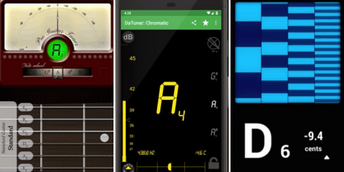 18 Best Guitar Tuner App Reviews: Tune Up Using Your Smartphone