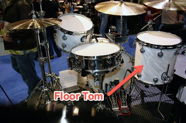 floor tom