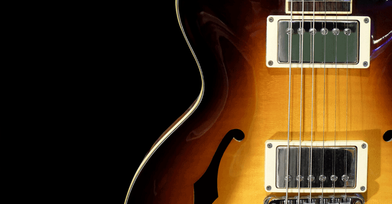 guitars pickups