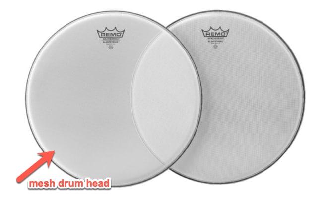 mesh drum head
