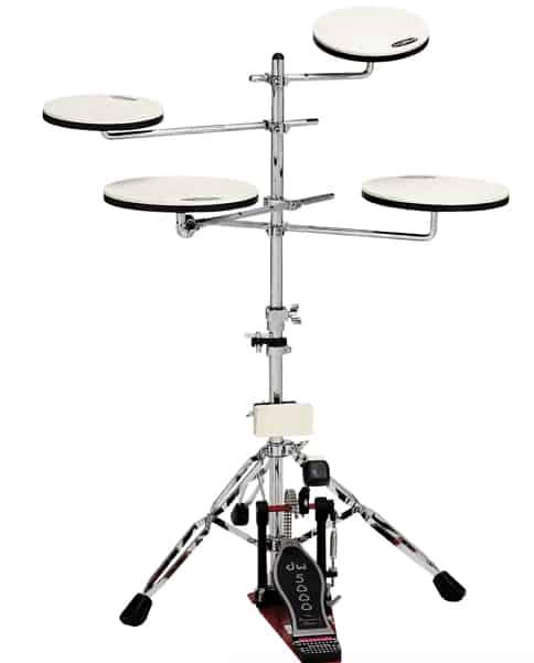 practice drum kit
