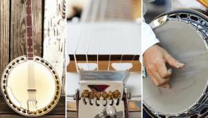 pics of banjos