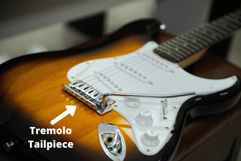 Tremolo Tailpiece