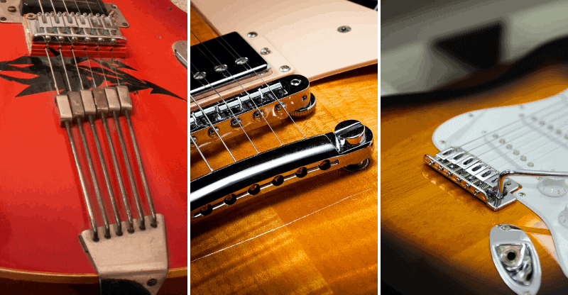 guitar tailpiece types