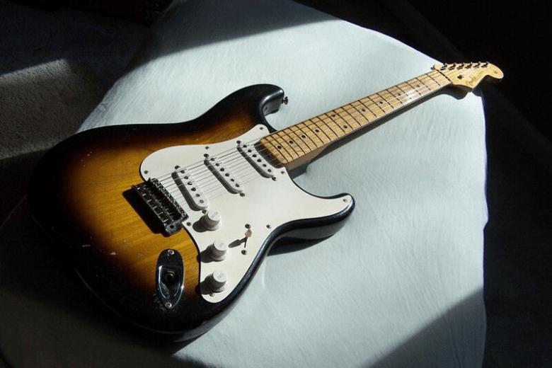 1956 Fender Stratocaster - Alder Body