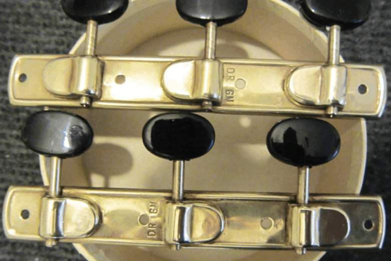 Vintage Closed-Back Machine Heads