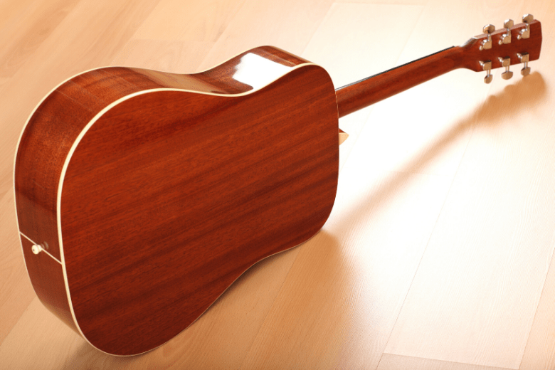 guitar back and sides wood