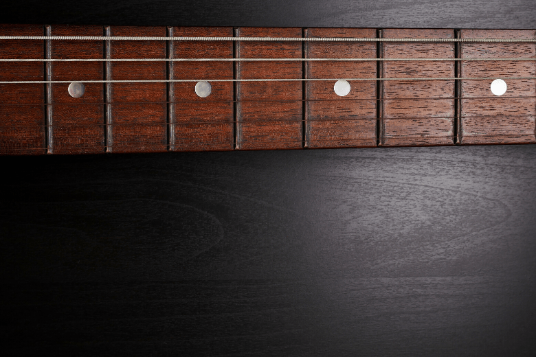 guitar fretboard wood