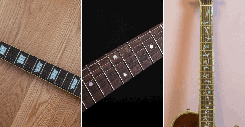 guitar inlay types