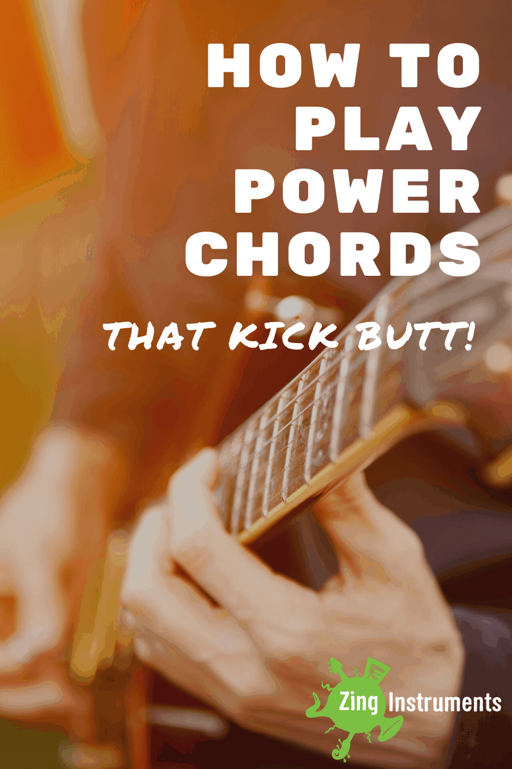 how to play power chords that kick butt!