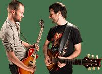 guitar tricks guys jamming