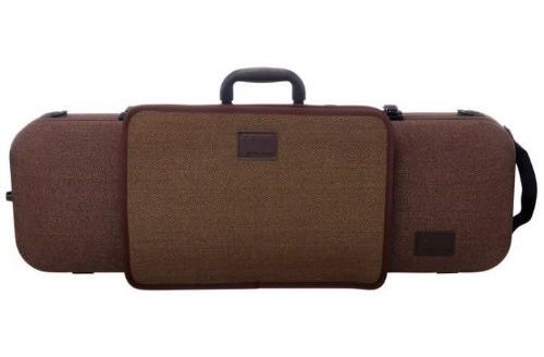 Gewa Bio violin case brown