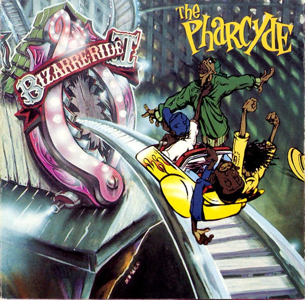 Bizarre Ride II the Pharcyde.album cover