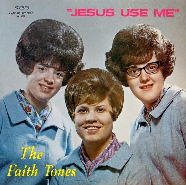 Jesus Use Me album cover
