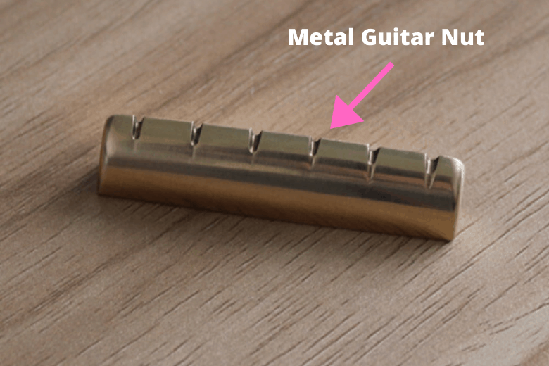 Metal GuitarNut