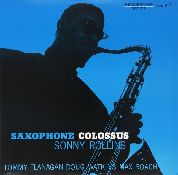 Saxophone Colossus album cover