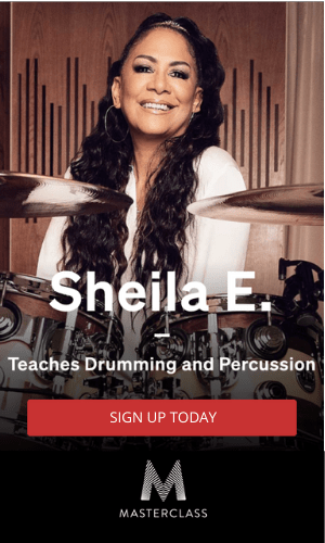 Sheila E Masterclass Promo